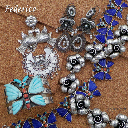 Federico Jewelry Collection