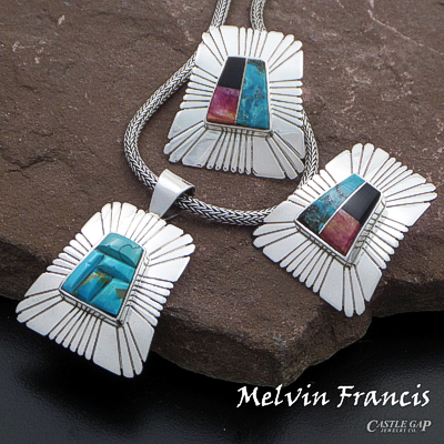 Inlay Jewelry by Melvin Francis