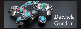 Derrick Gordon sterling silver jewelry collection