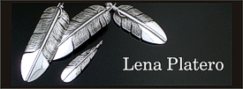 Lena Platero sterling silver jewelry collection