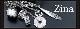 Zina sterling silver jewelry collection