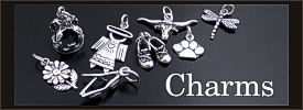 Click here to view our available sterling silver charms