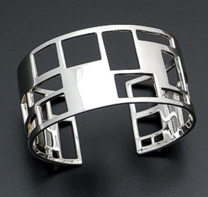 Zina - Windows Sterling Silver Cuff Bracelet #37287 $475.00