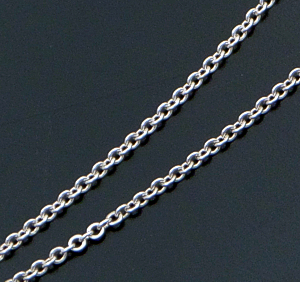 "Zina - 15.5"" Ripple Sterling Silver Disk Pendant Necklace #39648 $110.00"