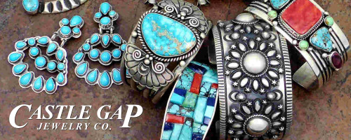 Castle Gap Jewelry Logo image